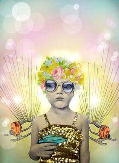 {Hustle and Flow Art Print} by Lucky Jackson - fabulousness!