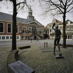 Stadhuis Vlaardingen The Netherlands