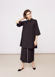 Stylein - Bony Dress in black Fall 2018, Normcore, Stuff To Buy, Black, Dresses, Style, Fashion, Vestidos, Moda