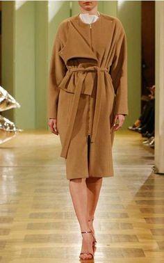 Perret Schaad Fall/Winter 2015 Look 24 on Moda Operandi