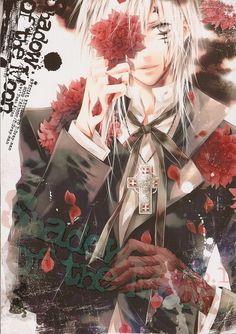 D-Gray Man #anime