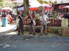 Fête médiévale de Ferrette - Troubadours