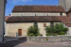 Eglise Saint-Barthélémy te Baulne-en-Brie (Aisne 02)