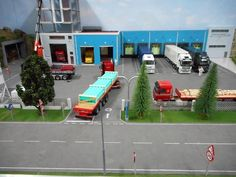 Model Building Kits, Diecast Models, Scale Models, Trailers, Trucks, Templates, Chevy Trucks, Scale Model, Dioramas