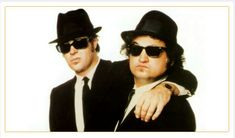 My thoughts on our favourite brothers of blues and the 1980 movie they star in 1980's Movies, Films, Blues Brothers 1980, Blue Band, The Shining, Brother Sister, My Crush, Dan, Mens Sunglasses