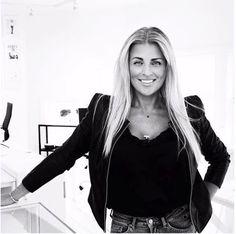 #jewelry #necklace #emmaisraelsson #diamond #gift #18K #ss18 #spring #news #newin #swedishdesign #inspo #styleinspo #spring2018 #bracelet #ring #engagementring Business Ideas, Business Women, Swedish Design, Give It To Me, Career, Design Inspiration, Leather Jacket, Engagement Rings, Bracelet