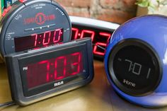 After spending more than 60 hours setting alarms, swatting snooze buttons, tuning radio stations, and talking to potential shoppers, we've decided that the RCA is the best alarm clock for most people.
