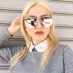 """153 Beğenme, 3 Yorum - Instagram'da Gözlük Aksesuar Güneş Gözlüğü (@kapincom): """" @gedizpamuk ❤️ Çarşambaya kadar olan siparişlerinizi bayram öncesi yetiştiriyoruz. www.kap-…"""""""