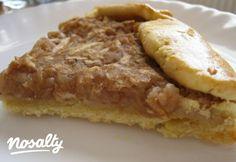 Rusztikus almás süti cukormentesen   Nosalty