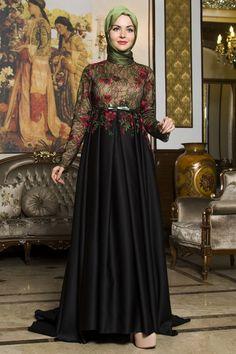 a104d60eb6a55 Muslim Evening Dresses, Formal Dresses, Maxi Dresses, Kaftan, Modest Fashion,  Hijab
