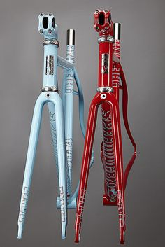 Speedvagen in 3D | Father and Son Bikes by Vanilla Workshop || via Flickr
