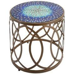 Nandita Mosaic End Table (Set of 2)
