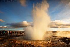 Geyser di Strokkur, Islanda - Foto scattata da Juza con α7S  Sito Web: www.juzaphoto.com
