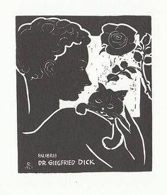 ex libris Dr Siegfried Dick
