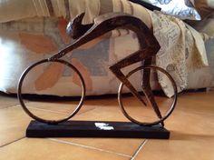 ...ed il,ciclista solitario - dedicato a mio marito!!!!