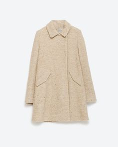 WOOL COAT-Coats-Outerwear-WOMAN | ZARA United States