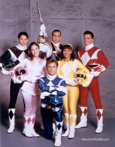 """Mighty Morphin' Power Rangers"""