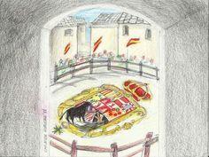 Novillada en honor a don Jaime de Borbón... de Carmen Romero