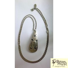 Bracelet Flora Anthracite