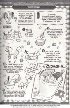 Kitchen Princess: Yogurt Mousse Recipe