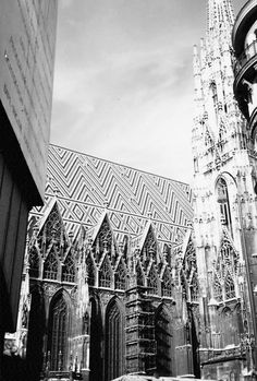 Stephansdom - Viena