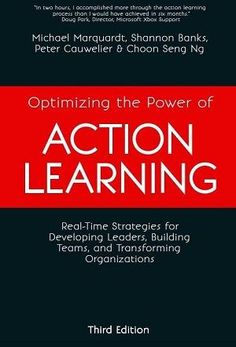 Action learning has become the fastest growing organizational tool for solving problems and building leaders. https://leadingwithquestions.com/leadership/action-learning-and-asking-questions/