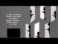 Maurice Binder - motion graphics. http://annyas.com/screenshots/updates/surprise-package-1960-maurice-binder-title-sequence/ Titles sequence from SURPRISE PACKAGE (1960) Directed by Stanley D...