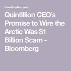 The Billion-Dollar High-Speed Internet Scam Fiber Optic Cable, Public Records, Yachts, Billionaire, Arctic, Thing 1, Mount Everest, Aviation, Investing