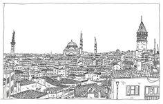 Turkey, Istanbul, skyline | Flickr - Photo Sharing!