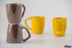 Combinando as cores!! #xícaras#oleastore #canecaolea, #StudioOlea, #ProductDesign, #color #cores http://www.oleastore.com.br/ http://www.studio-olea.com.br/