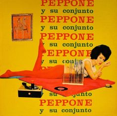 Peppone y su conjunto, 1961.