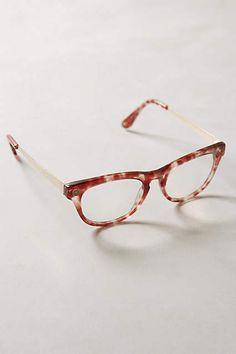 Rosetint Tortie Reading Glasses - #anthroregistry