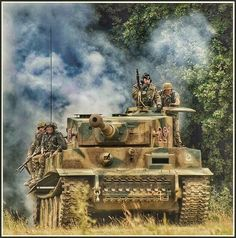 #germany #Tanks #Tiger #WWII
