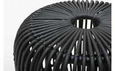 Krukje side zwart rotan - 8160477-01