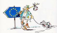 #mülteci #çaresiz #son #umut #kapı #ab #eu #europe #göç #karikatür by dusunmengerek #masiva http://masiva.org