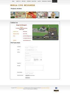 Durga Civil Designer Udaipur ,Industrial Website Design development best comapny in india | Dimira Infotech