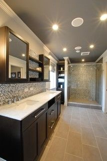 Contemporary Bathroom - contemporary - bathroom - other metro - by Your Space Our Design