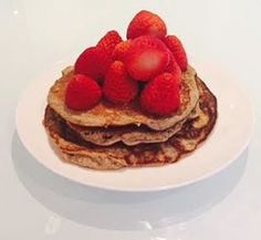 Monash University Low FODMAP Diet: Low FODMAP Banana Oat Pancakes [FODMAP & Kids: 3/3]