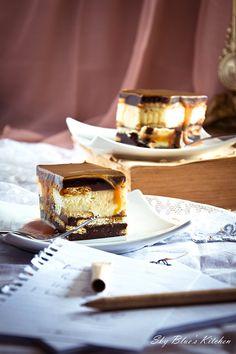✿ Sky Blue's Kitchen ✿: ~ Kek Batik Coklat Cheese Pesona...
