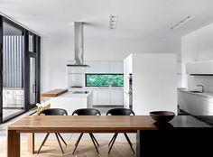 Esta residencia reune pasado y presente en un concepto encantador.
