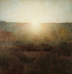 The Rising Sun Artist: Giuseppe Pellizza da Volpedo Year: 1904 Type: Oil on canvas Rene Magritte, Sun And Stars, Henri Matisse, Nocturne, Andy Warhol, Line Art, Oil On Canvas, Sunrise, Abstract Art