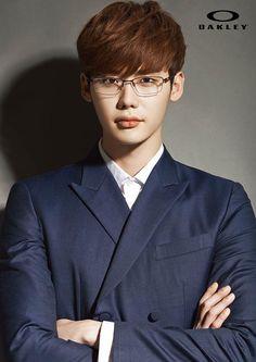 Lee Jong Suk for Oakley