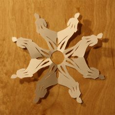 Dr Who snowflake patterns... May need to hang these for my 50th party!!