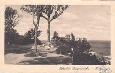 Ansichtskarte Georgenswalde Rauschen Ostpreußen Kuranlagen - Foto AK ca. 1935