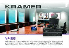 Kramer Electronics | Preferred Partner der AV-Solution Partner