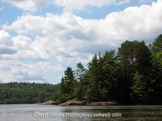 Inspiration for Sparks Fly's Thembi Lake, location of Casey Lodge. (North Ontario, Canada)