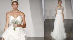 Rochii de mireasă- galerie Marchesa. Wedding dress