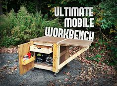 Picture of Ultimate Mobile Workbench