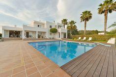Casa de vacaciones en ibiza  #holidays10 #houserenting #alquilervacaciones #casasibiza http://holidays10.com/Villa-en-Ibiza-Ciudad-(8-personas).html