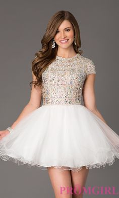 Short Prom Dress, Cocktail Dresses, Short Formal Dress
